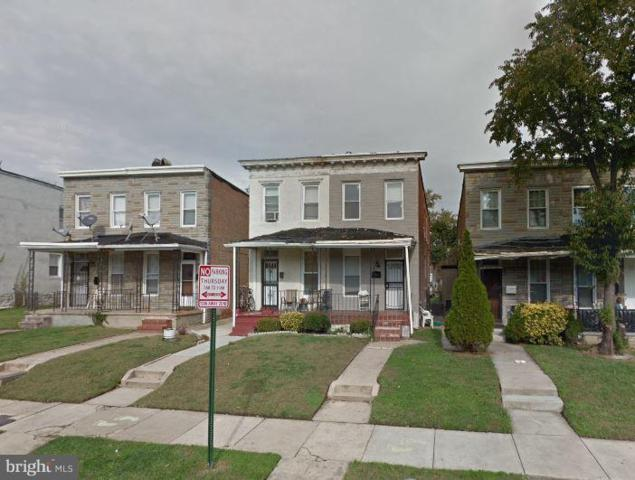 2511 Mosher Street, BALTIMORE, MD 21216 (#MDBA303348) :: AJ Team Realty