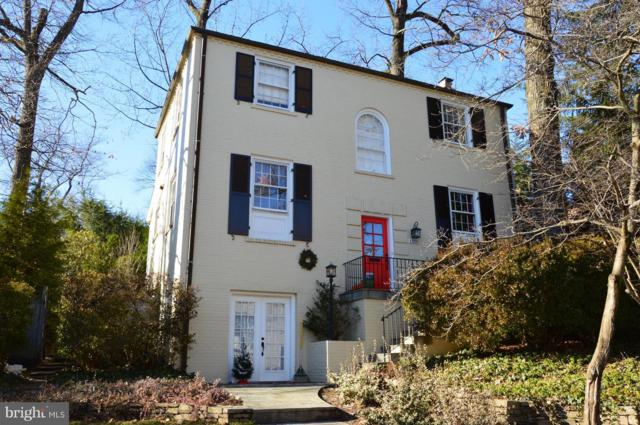 6808 Hillcrest Place, CHEVY CHASE, MD 20815 (#MDMC486424) :: The Sebeck Team of RE/MAX Preferred