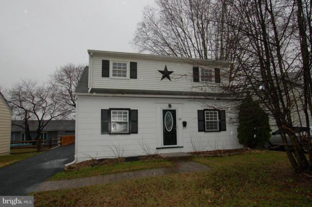 22 Ridge Road, ASTON, PA 19014 (#PADE321658) :: The John Wuertz Team