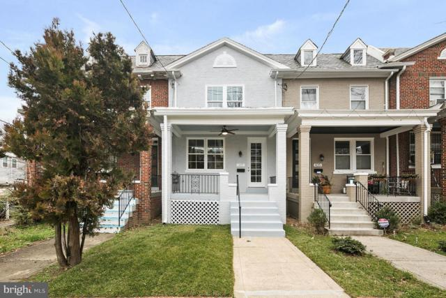 437 Hamilton Street NW, WASHINGTON, DC 20011 (#DCDC308428) :: Wes Peters Group Of Keller Williams Realty Centre