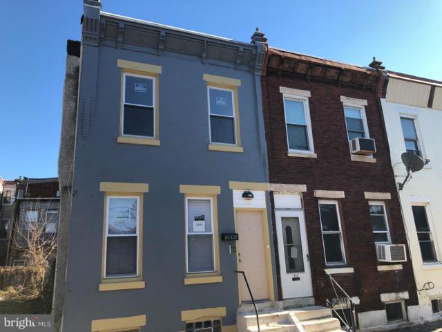 1845 N Judson Street, PHILADELPHIA, PA 19121 (#PAPH506876) :: Jason Freeby Group at Keller Williams Real Estate