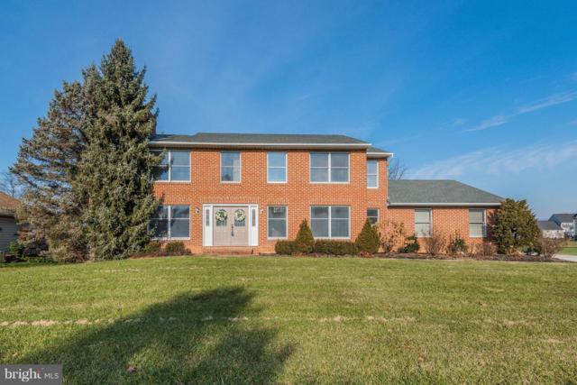 16 Deerfield Road, MECHANICSBURG, PA 17050 (#PACB105876) :: Benchmark Real Estate Team of KW Keystone Realty