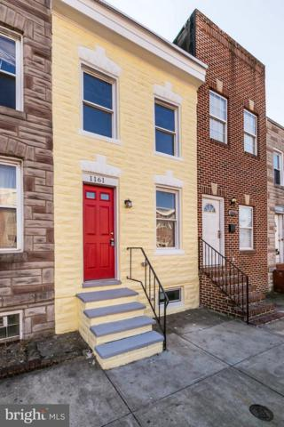 1161 Washington Boulevard, BALTIMORE, MD 21230 (#MDBA303466) :: Labrador Real Estate Team