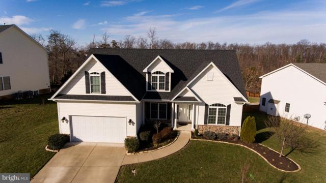 111 Harold Court, WINCHESTER, VA 22602 (#VAFV127616) :: Wes Peters Group Of Keller Williams Realty Centre