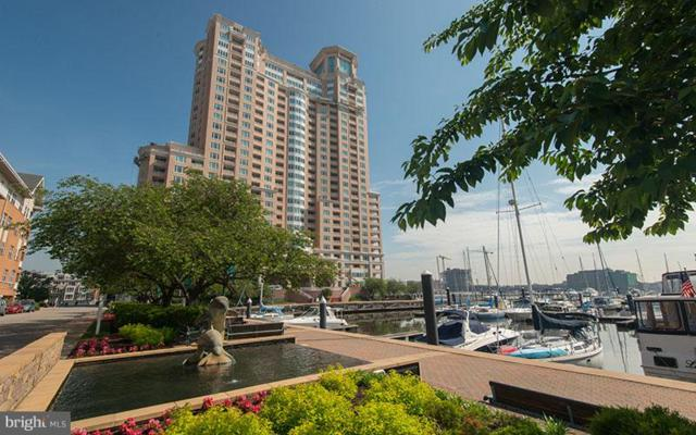 100 Harborview Drive #212, BALTIMORE, MD 21230 (#MDBA303520) :: The Sebeck Team of RE/MAX Preferred