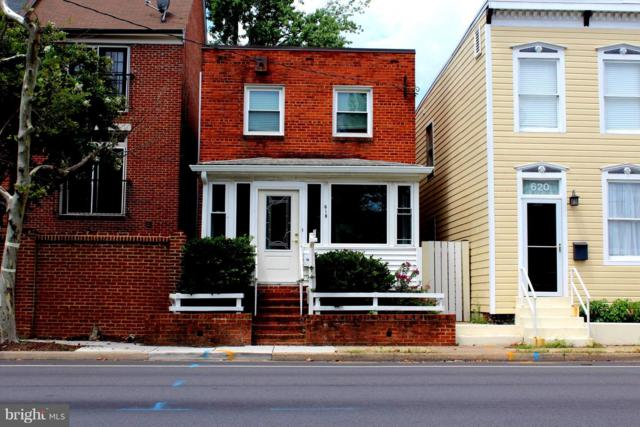 618 N Patrick Street, ALEXANDRIA, VA 22314 (#VAAX192596) :: ExecuHome Realty