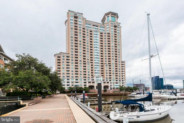 100 Harborview Drive #1010, BALTIMORE, MD 21230 (#MDBA303560) :: The Sebeck Team of RE/MAX Preferred