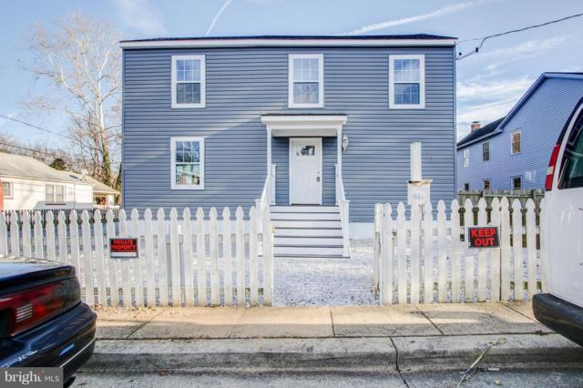 20 Post Office Avenue, LAUREL, MD 20707 (#MDPG376168) :: AJ Team Realty