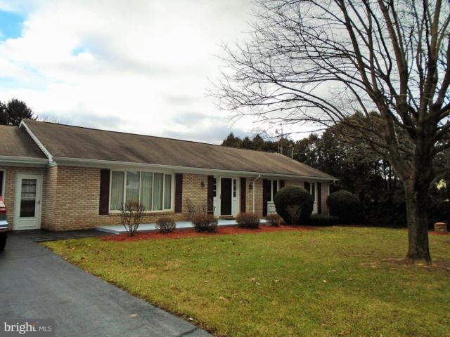 106 Collins Drive, MARTINSBURG, WV 25403 (#WVBE134174) :: AJ Team Realty