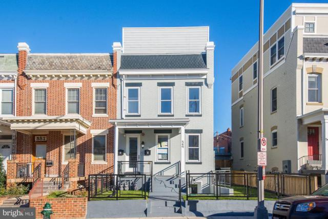 549 Park Road NW #1, WASHINGTON, DC 20010 (#DCDC308760) :: The Sebeck Team of RE/MAX Preferred
