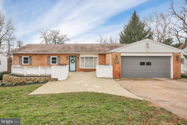 418 Jennifer Drive, NEW CUMBERLAND, PA 17070 (#PAYK105412) :: The Joy Daniels Real Estate Group