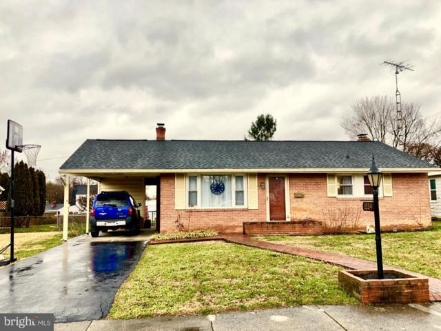 1114 Circle Drive, MARTINSBURG, WV 25401 (#WVBE134196) :: AJ Team Realty