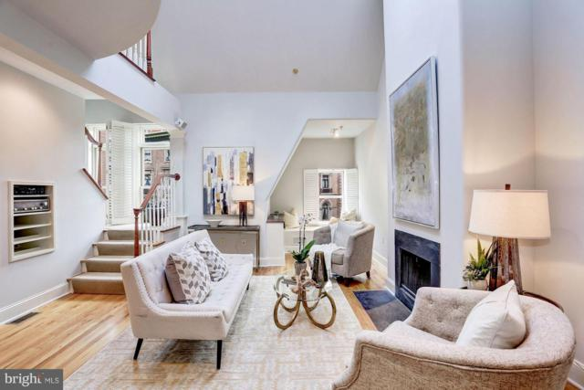 1514 21ST Street NW #8, WASHINGTON, DC 20036 (#DCDC308820) :: ExecuHome Realty