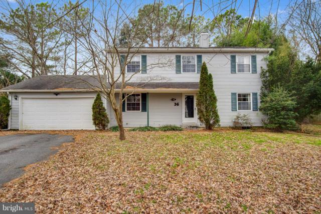 36 Duchess Circle, DOVER, DE 19901 (#DEKT179648) :: Brandon Brittingham's Team
