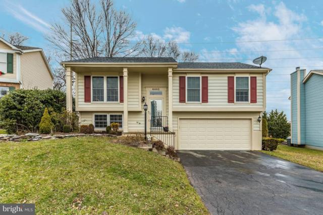 6402 Devonshire Lane, FREDERICK, MD 21703 (#MDFR190790) :: ExecuHome Realty