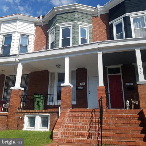 428 E 28TH Street, BALTIMORE, MD 21218 (#MDBA303856) :: Colgan Real Estate