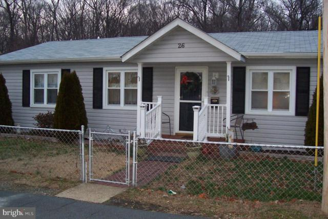 26 Glymont Road, INDIAN HEAD, MD 20640 (#MDCH163094) :: The Sebeck Team of RE/MAX Preferred