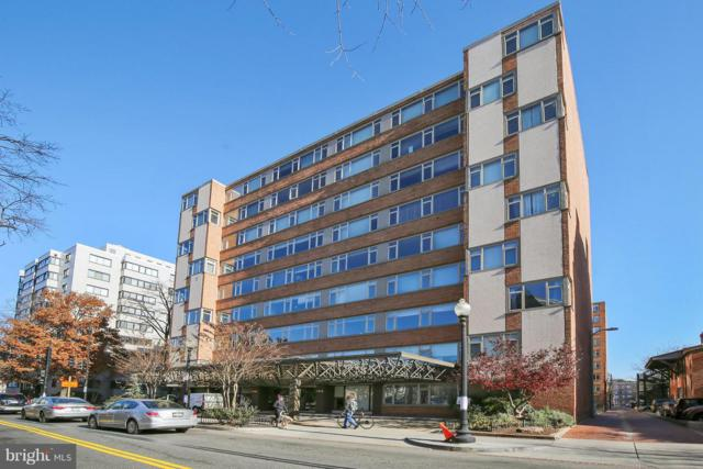 1545 18TH Street NW #603, WASHINGTON, DC 20036 (#DCDC308906) :: Crossman & Co. Real Estate