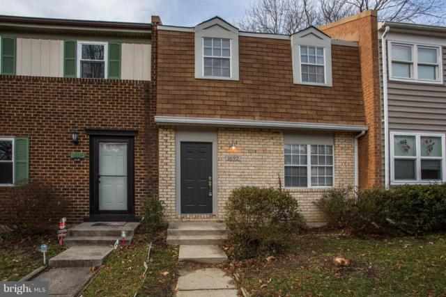 1692 Yorktown Court, CROFTON, MD 21114 (#MDAA302228) :: ExecuHome Realty