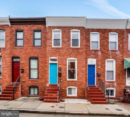 517 S Glover Street, BALTIMORE, MD 21224 (#MDBA303922) :: The Sebeck Team of RE/MAX Preferred