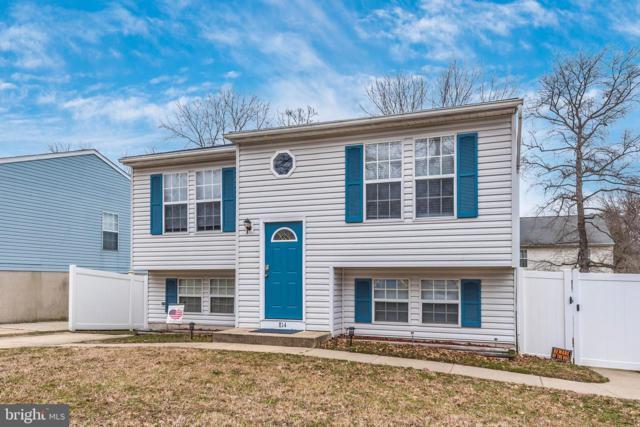 814 205TH Street, PASADENA, MD 21122 (#MDAA302246) :: Labrador Real Estate Team