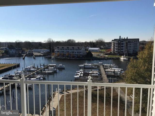 700 Cattail Cove #408, CAMBRIDGE, MD 21613 (#MDDO111616) :: Barrows and Associates