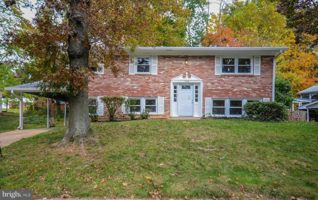 7406 Longbranch Drive, NEW CARROLLTON, MD 20784 (#MDPG376470) :: Wes Peters Group Of Keller Williams Realty Centre