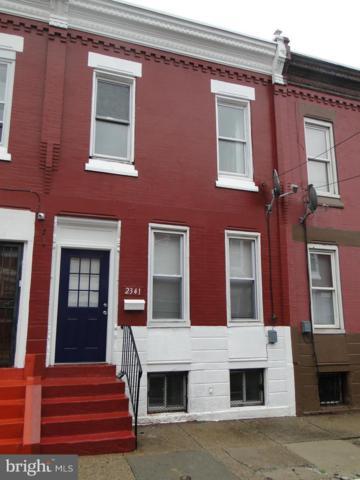 2341 N Smedley Street, PHILADELPHIA, PA 19132 (#PAPH508232) :: Jason Freeby Group at Keller Williams Real Estate