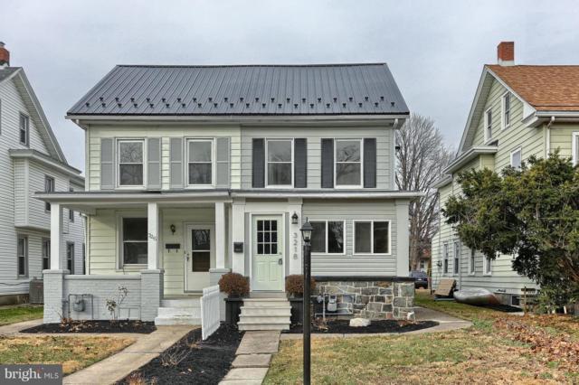 3218 Green Street, HARRISBURG, PA 17110 (#PADA104892) :: The Joy Daniels Real Estate Group
