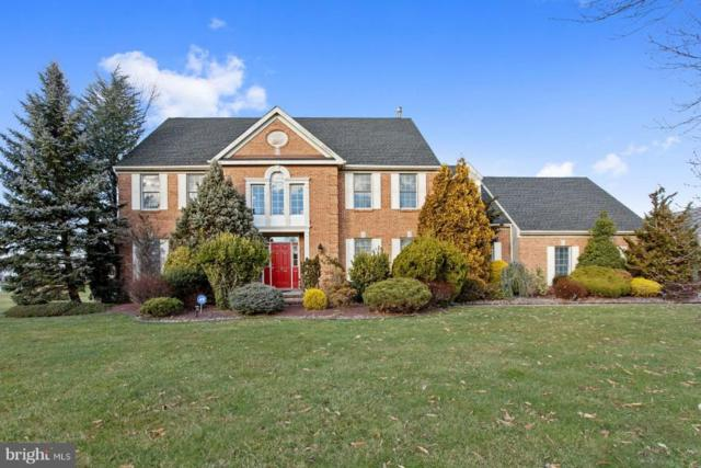 1 Sparrow Drive, PRINCETON JUNCTION, NJ 08550 (#NJME203438) :: Ramus Realty Group
