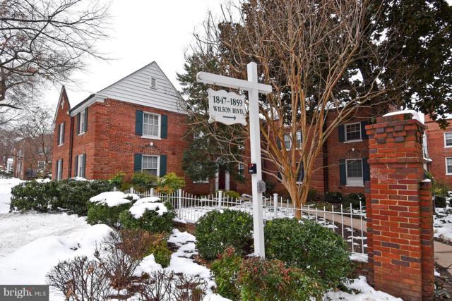 1859 Wilson Boulevard 5-373, ARLINGTON, VA 22201 (#VAAR103882) :: Arlington Realty, Inc.