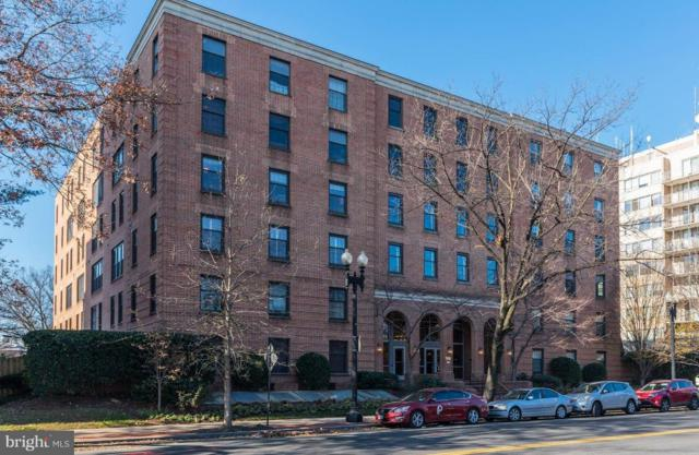 2828 NW Wisconsin Avenue NW #503, WASHINGTON, DC 20007 (#DCDC309172) :: The Putnam Group