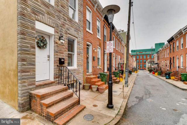 1701 William Street, BALTIMORE, MD 21230 (#MDBA304168) :: ExecuHome Realty