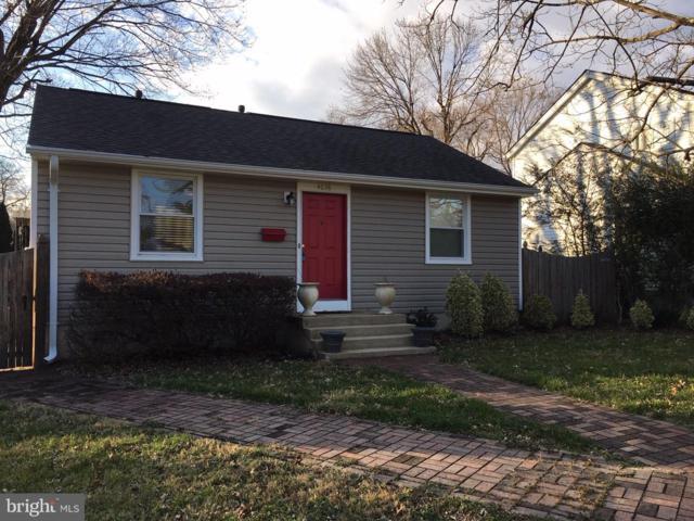 4038 Chestnut Street, FAIRFAX, VA 22030 (#VAFC111336) :: Blue Key Real Estate Sales Team