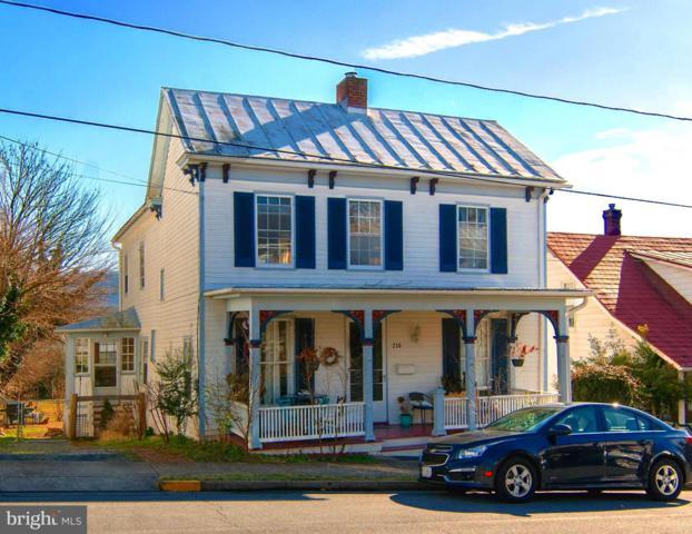230 N Church Street, WOODSTOCK, VA 22664 (#VASH107390) :: Pearson Smith Realty
