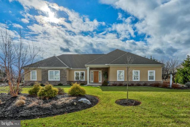 44 Springdale Way, MECHANICSBURG, PA 17050 (#PACB106088) :: Benchmark Real Estate Team of KW Keystone Realty