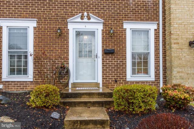 4 Honey Brook Lane, GAITHERSBURG, MD 20878 (#MDMC487458) :: ExecuHome Realty