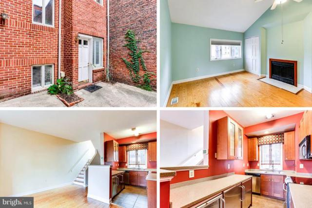 216 W Monument Street T-1, BALTIMORE, MD 21201 (#MDBA304268) :: ExecuHome Realty