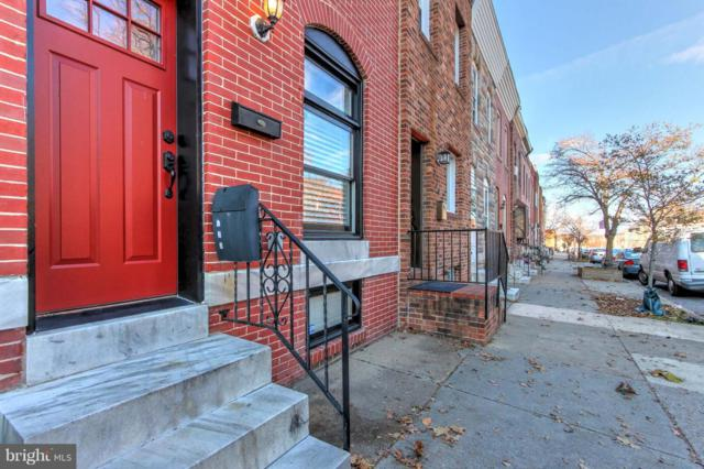 226 S Clinton Street, BALTIMORE, MD 21224 (#MDBA304282) :: The Putnam Group