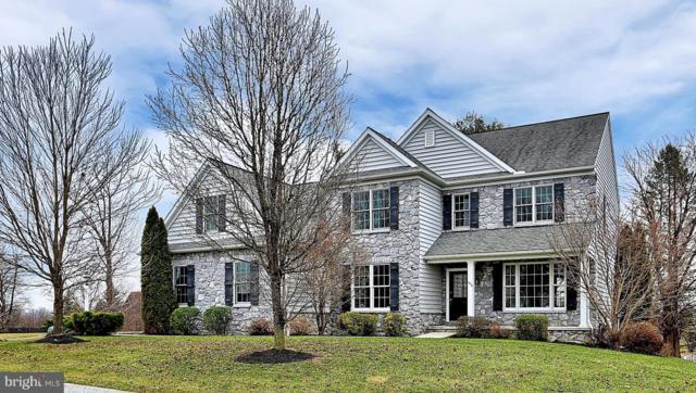 698 Genevieve Drive, MECHANICSBURG, PA 17055 (#PACB106116) :: Benchmark Real Estate Team of KW Keystone Realty