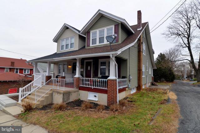 114 S 20TH Street, POTTSVILLE, PA 17901 (#PASK115794) :: The Heather Neidlinger Team With Berkshire Hathaway HomeServices Homesale Realty