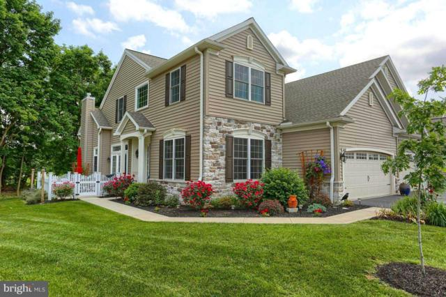 806 Violet Circle, MECHANICSBURG, PA 17050 (#PACB106120) :: The Heather Neidlinger Team With Berkshire Hathaway HomeServices Homesale Realty
