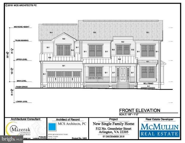 512 Greenbrier Street N, ARLINGTON, VA 22203 (#VAAR103944) :: City Smart Living