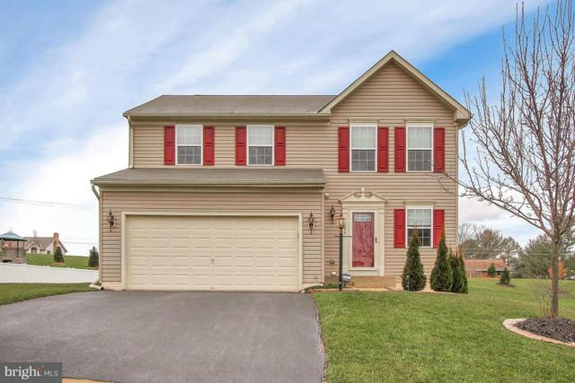 8656 Diamond Run Court, SEVEN VALLEYS, PA 17360 (#PAYK105738) :: ExecuHome Realty