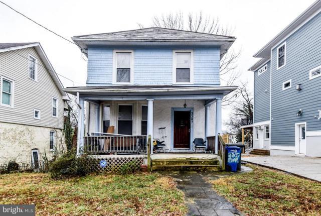 2207 Evarts Street NE, WASHINGTON, DC 20018 (#DCDC309384) :: Bic DeCaro & Associates