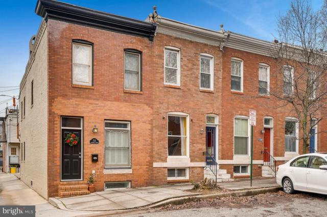 730 S Lakewood Avenue, BALTIMORE, MD 21224 (#MDBA304438) :: The Speicher Group of Long & Foster Real Estate