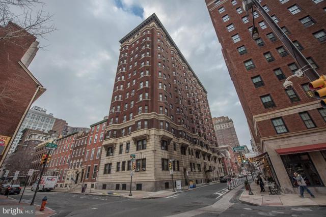 250 S 13TH Street 3C, PHILADELPHIA, PA 19107 (#PAPH509366) :: Jason Freeby Group at Keller Williams Real Estate