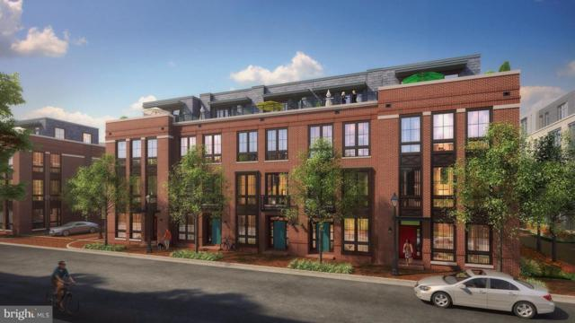 306 South Union Street Alexander Lot 5, ALEXANDRIA, VA 22314 (#VAAX192870) :: Cristina Dougherty & Associates