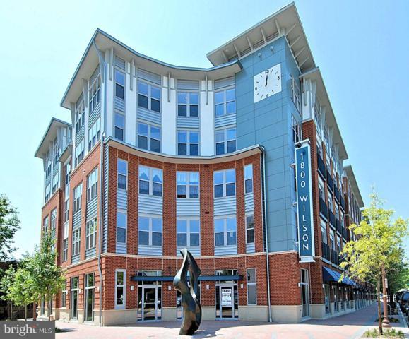 1800 Wilson Boulevard #331, ARLINGTON, VA 22201 (#VAAR104016) :: Bic DeCaro & Associates