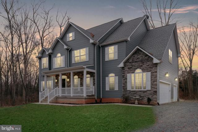 7233 Oak Shade Road, BEALETON, VA 22712 (#VAFQ133462) :: AJ Team Realty